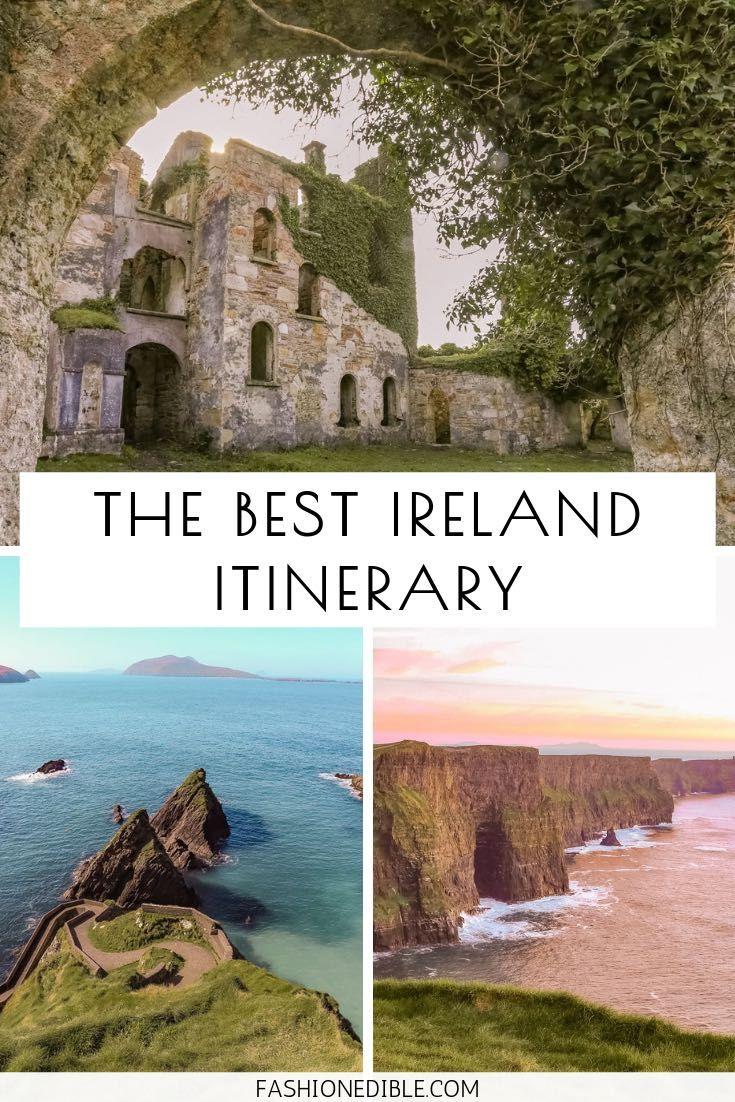 Ireland Road Trip Itinerary: Your Self Drive Ireland Itinerary