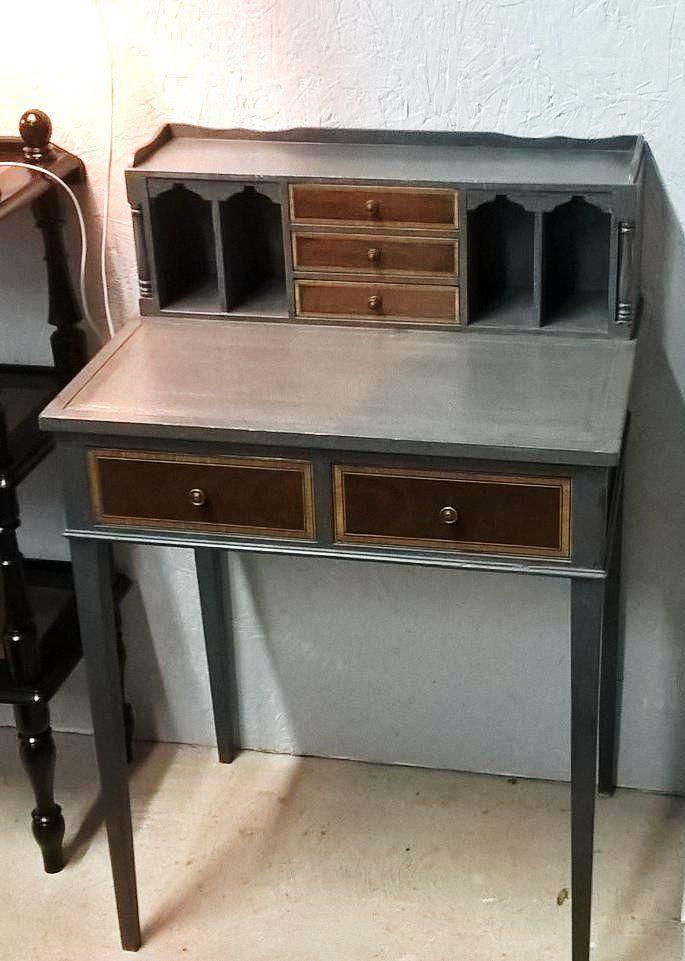 Vintage Writing Table / Desk / Bureau
