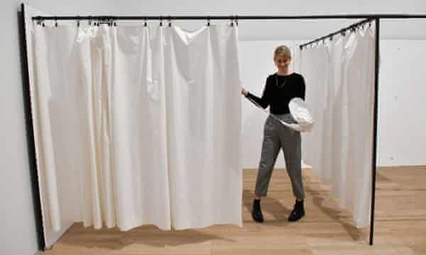 Franz West review – lumps, bumps and bawdy beads   Art   The Guardian