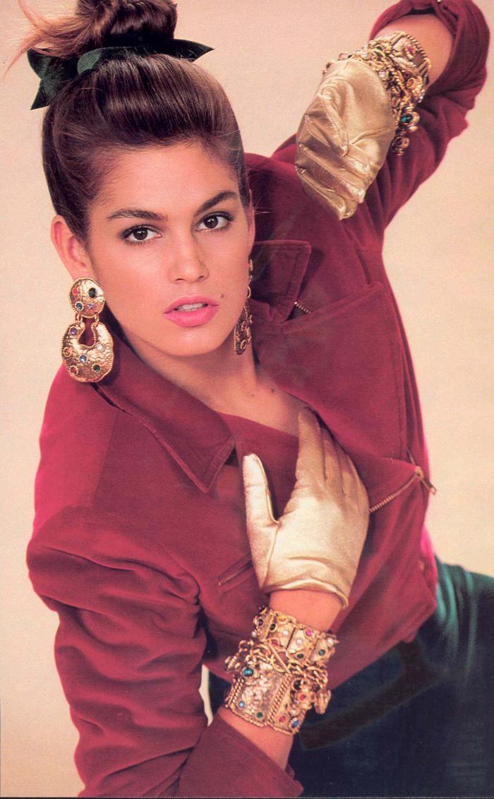 La moda de los años 80   moda de los años 80   80s fashion ...