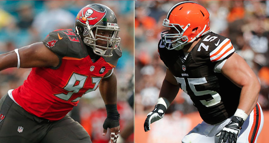 Cleveland Browns vs Tampa Bay Buccaneers Live Streaming HD