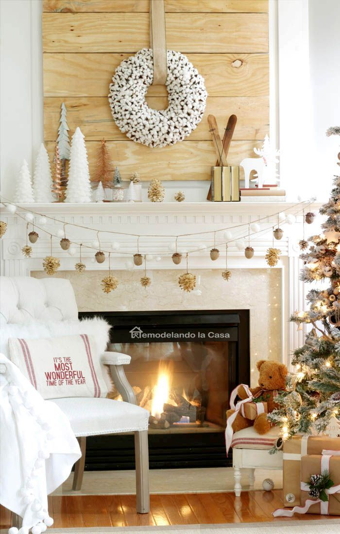 christmas mantel decor jolly ole\u0027 mantel Pinterest Christmas