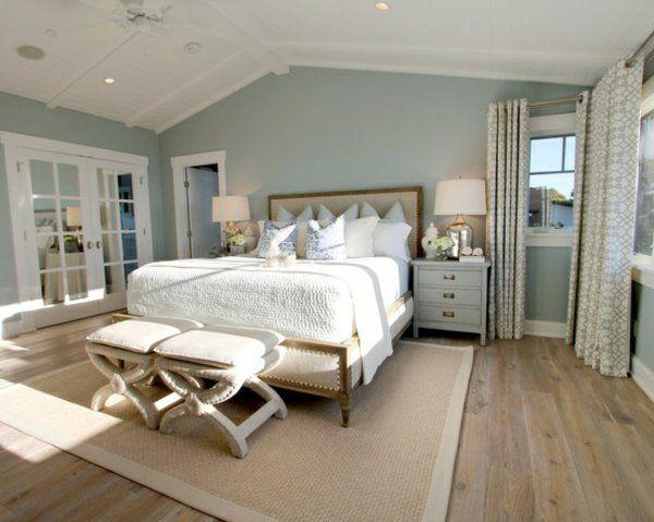 modernes-schlafzimmer-einrichtungsideen-schlafzimmer-deko-ideen - bilder für schlafzimmer