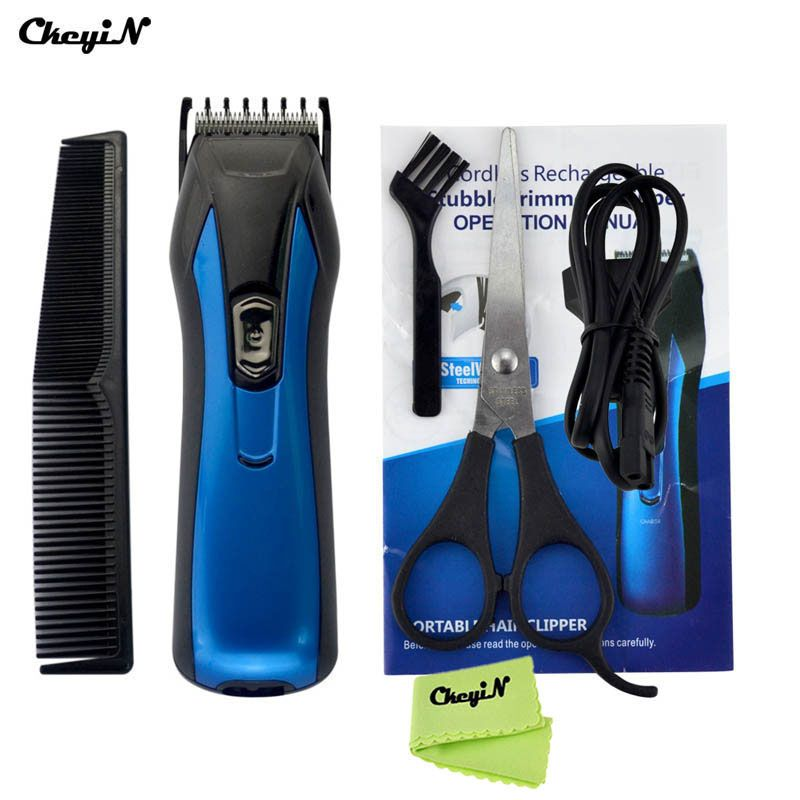 New Electric Hair Clipper Rechargeable Trimmer Men S Beard Shaving Razor Cutting Machine Cordless