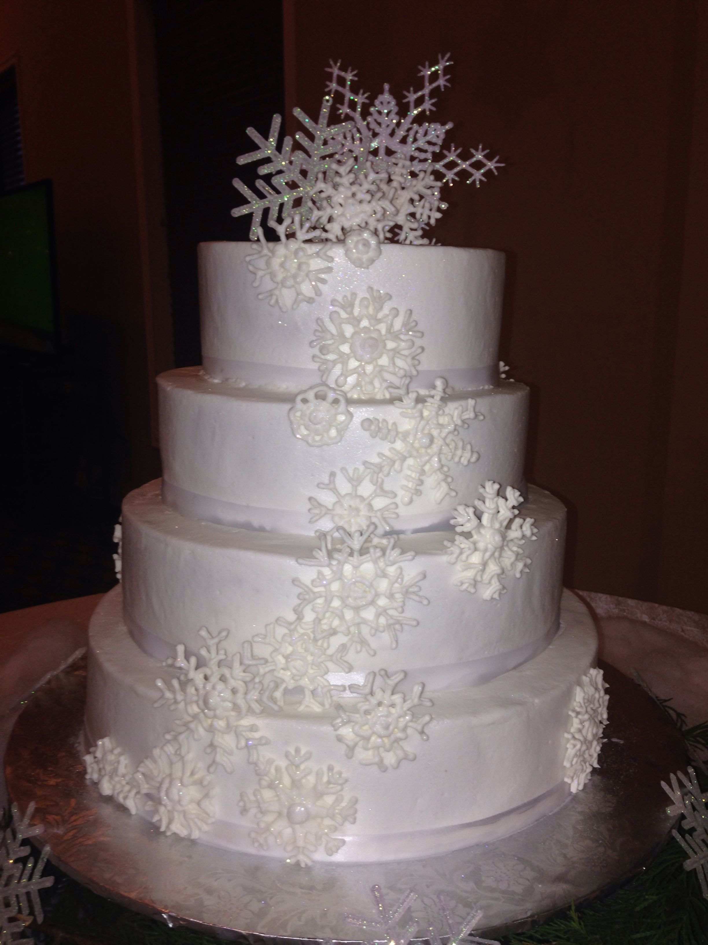 winter themed wedding cakes winter themed wedding cake i made mallory gray 50 cakes 27548