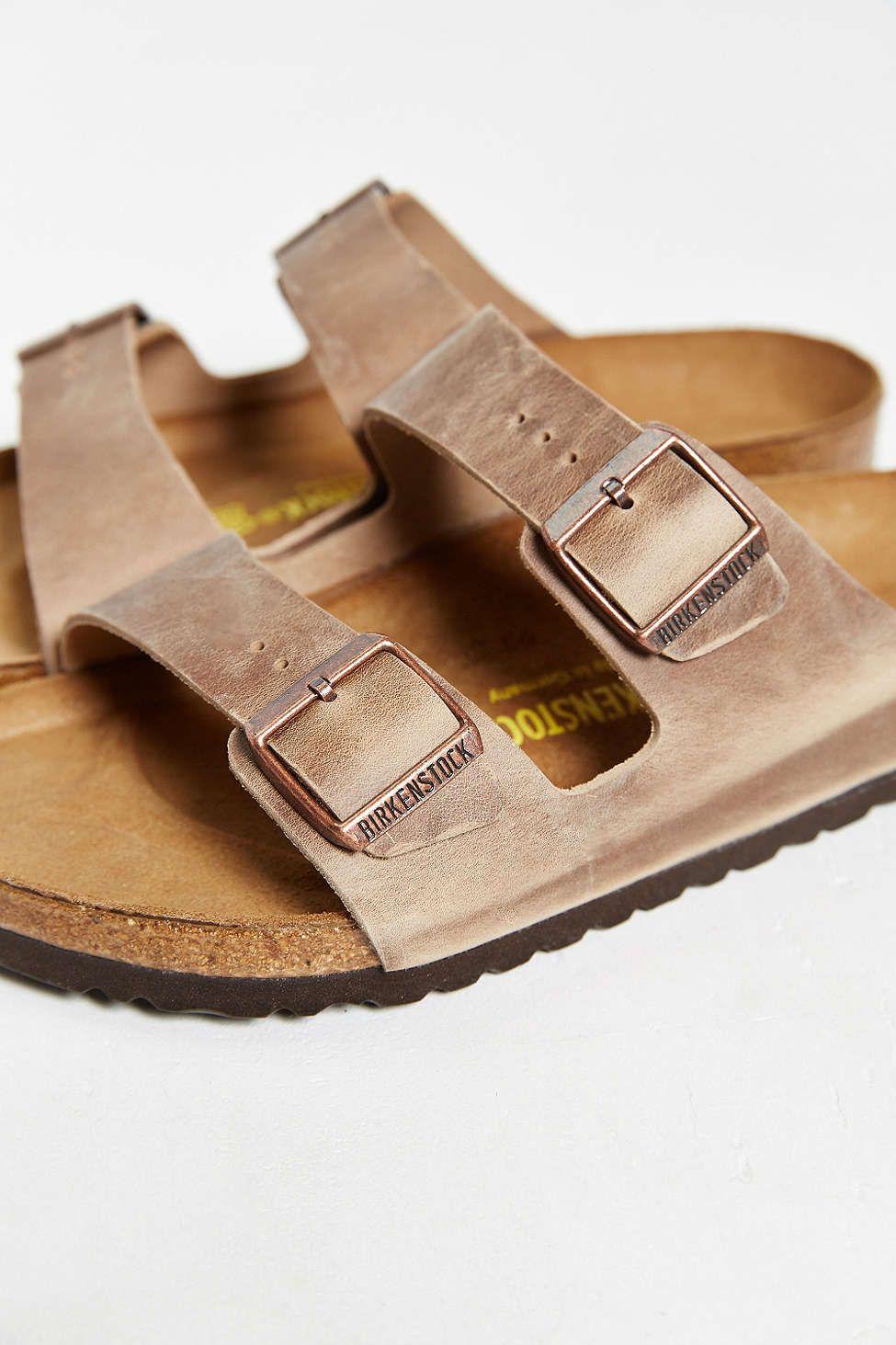 Birkenstock Arizona Leather Core Men's Sandal