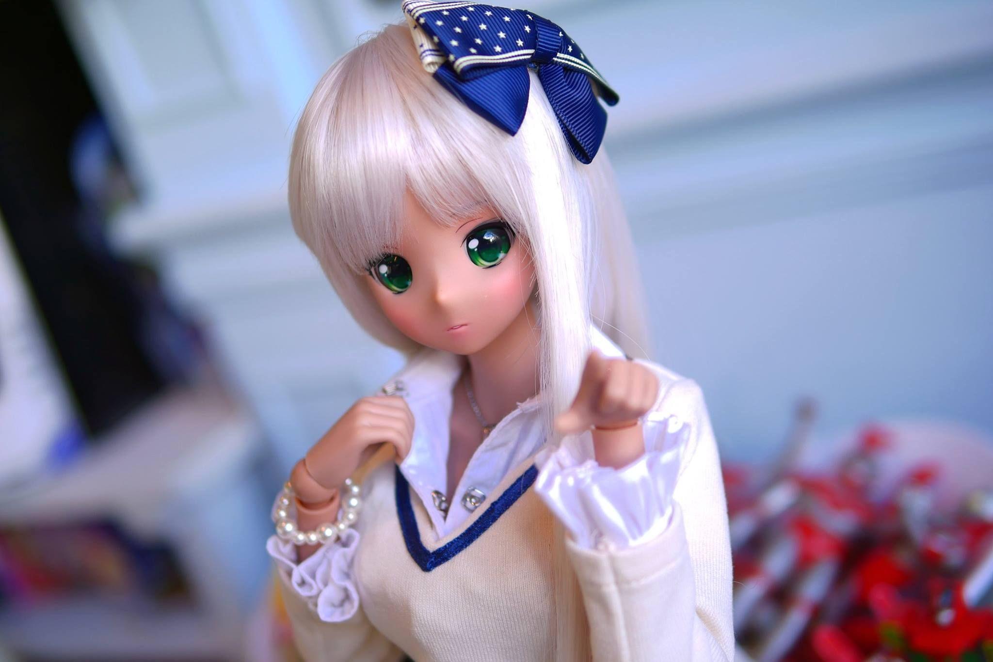 Smart Doll Chitose Kasshoku by Chris Chu