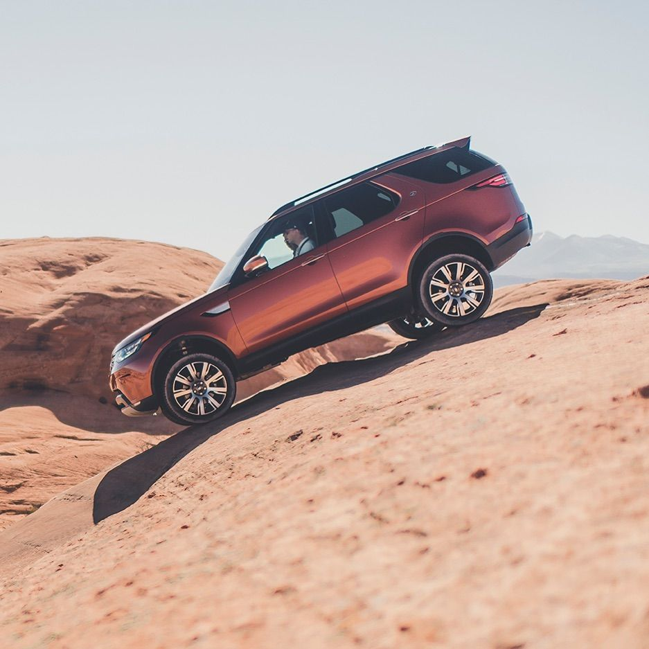 Fields Land Rover >> It S All About Knowing Your Angles Discovery Professional