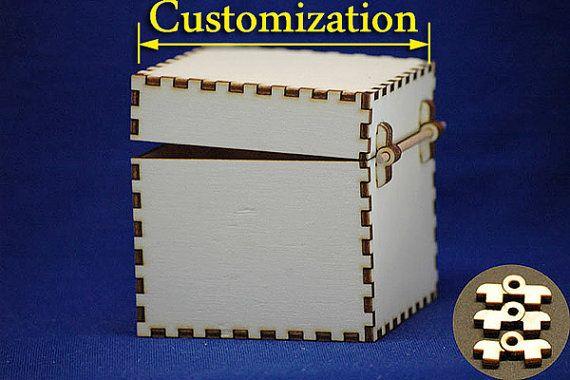 Stapelbare Binder Dokument Feld Halter Halter CNC von projectCNC(original template created with http://boxdesigner.frag-den-spatz.de)