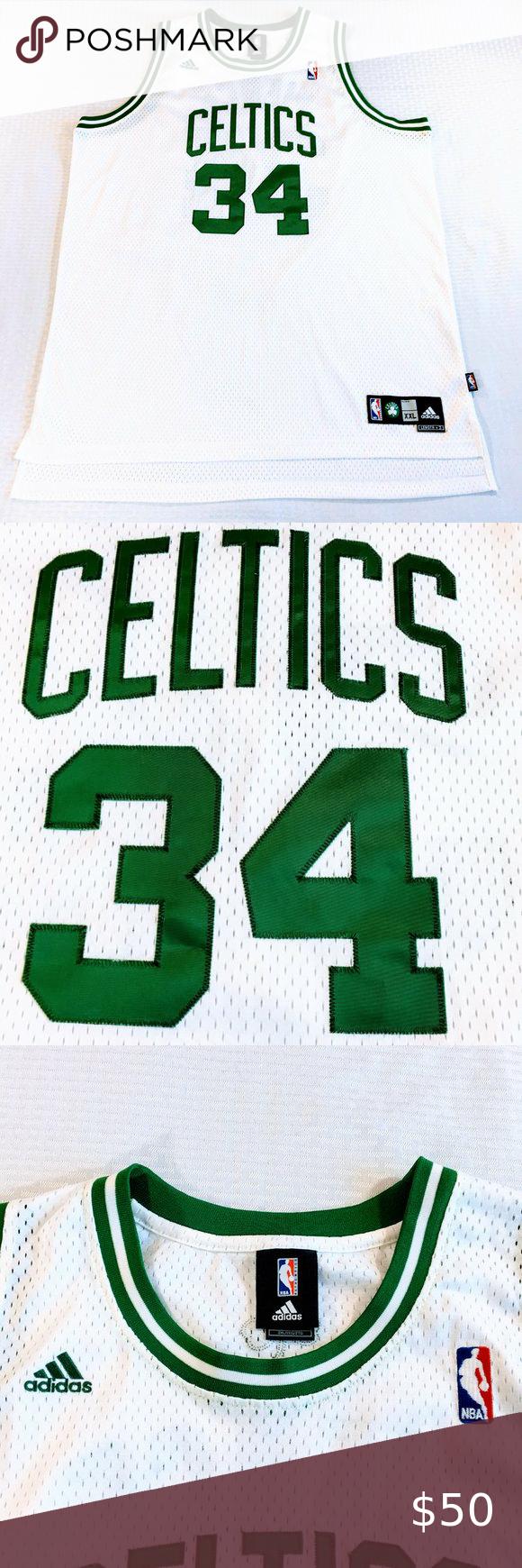 Paul Pierce Boston Celtics Adidas Swingman Jersey Boston Celtics Adidas Three Stripes Adidas