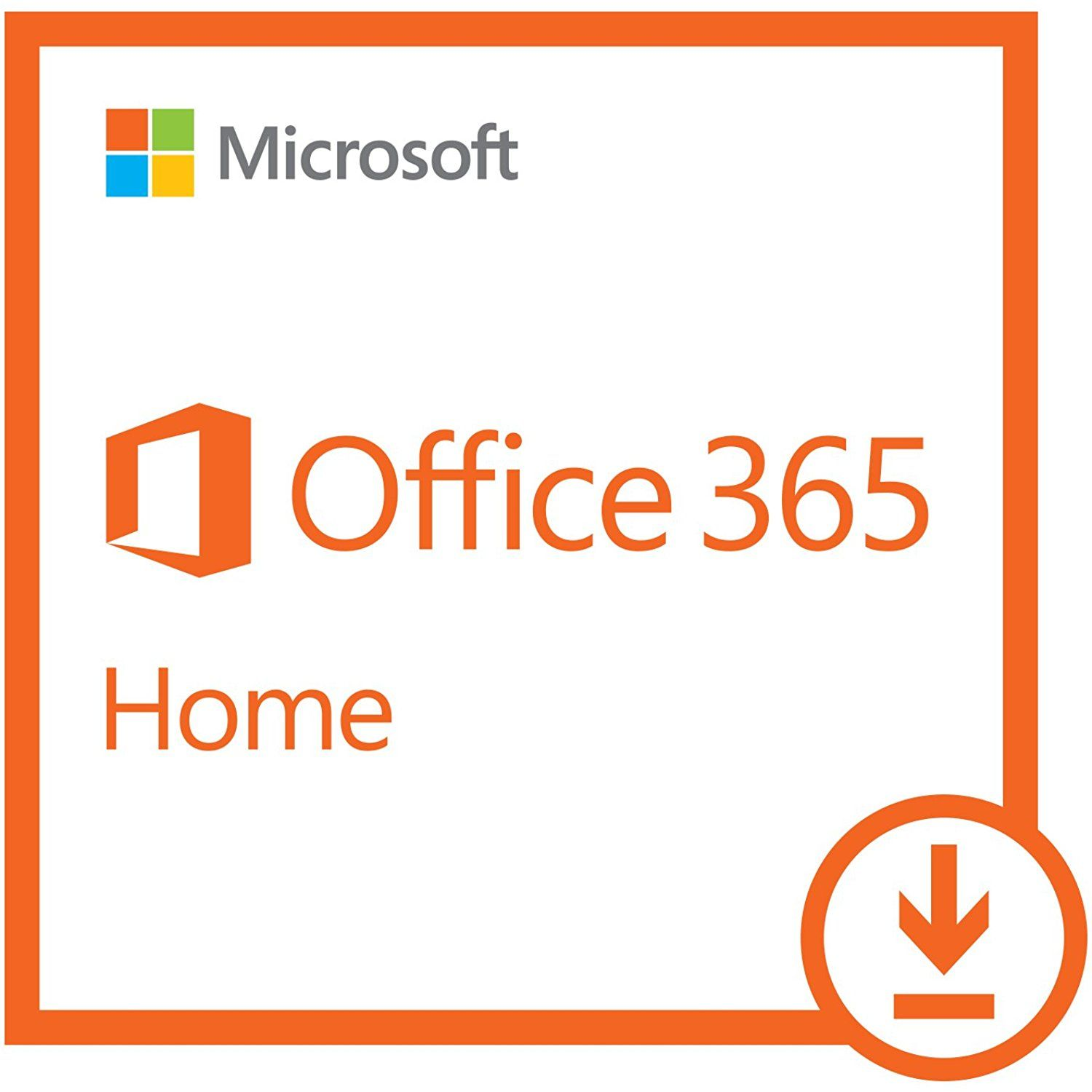 Microsoft Office 365 Home 1 Year Subscription 5 Users Pc Mac Download Continue To The Product At Microsoft Office Office 365 Personal Office 365