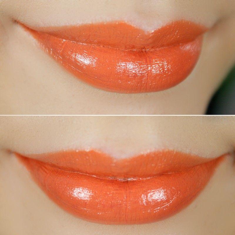 Meus batons preferidos nos tons de laranja e coral para usar no verão. - Tudo Make – Maior blog de maquiagem, beleza e tutoriais de Curitiba.