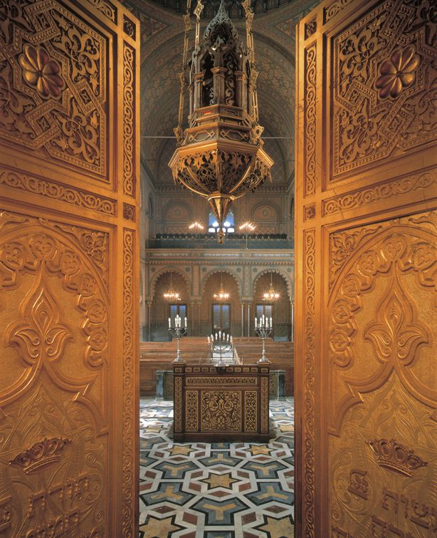 Italian Florence: Synagogues Around The World