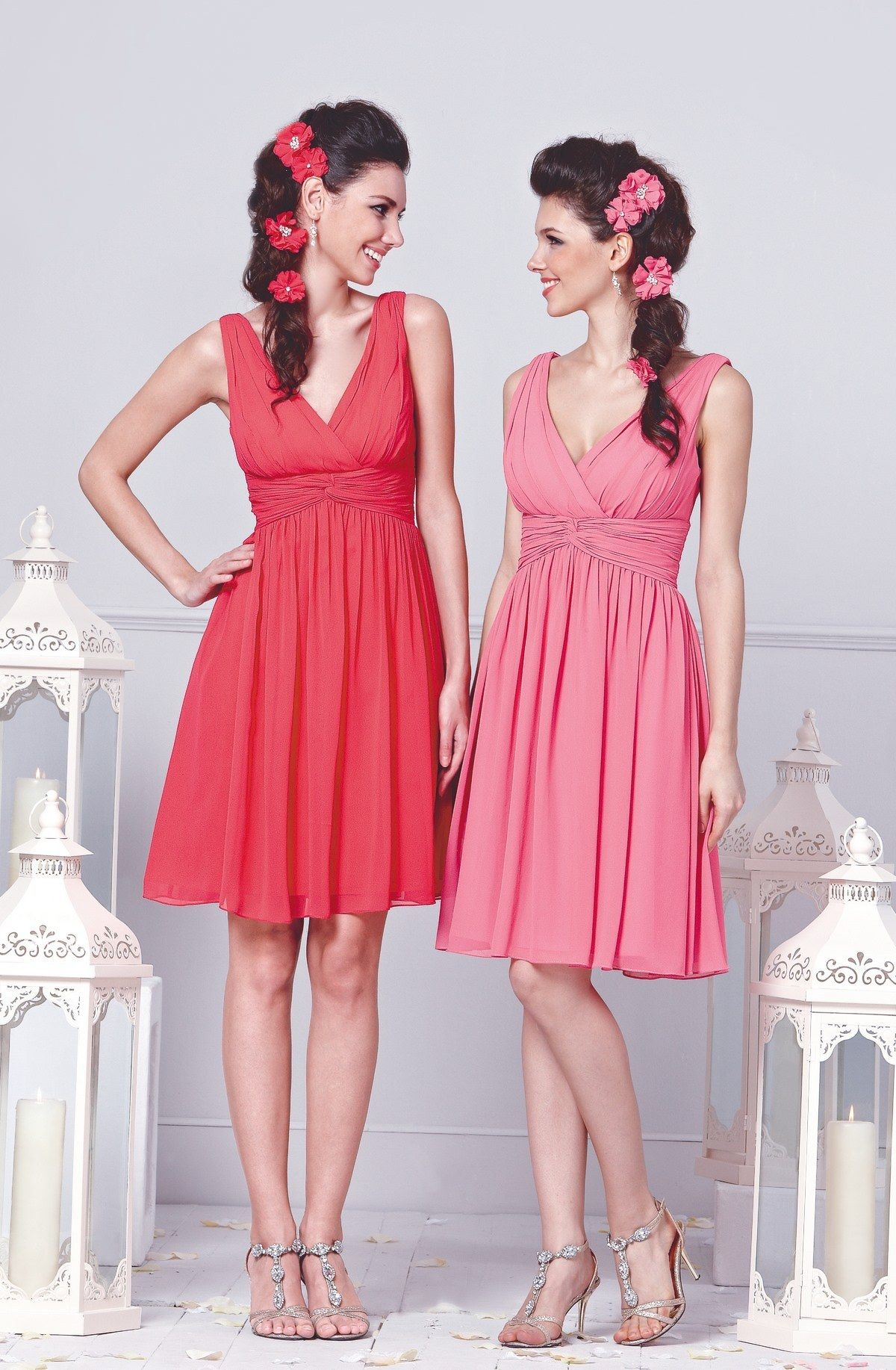 D\'Zage Bridesmaids, available to order from Enchanted Brides ...