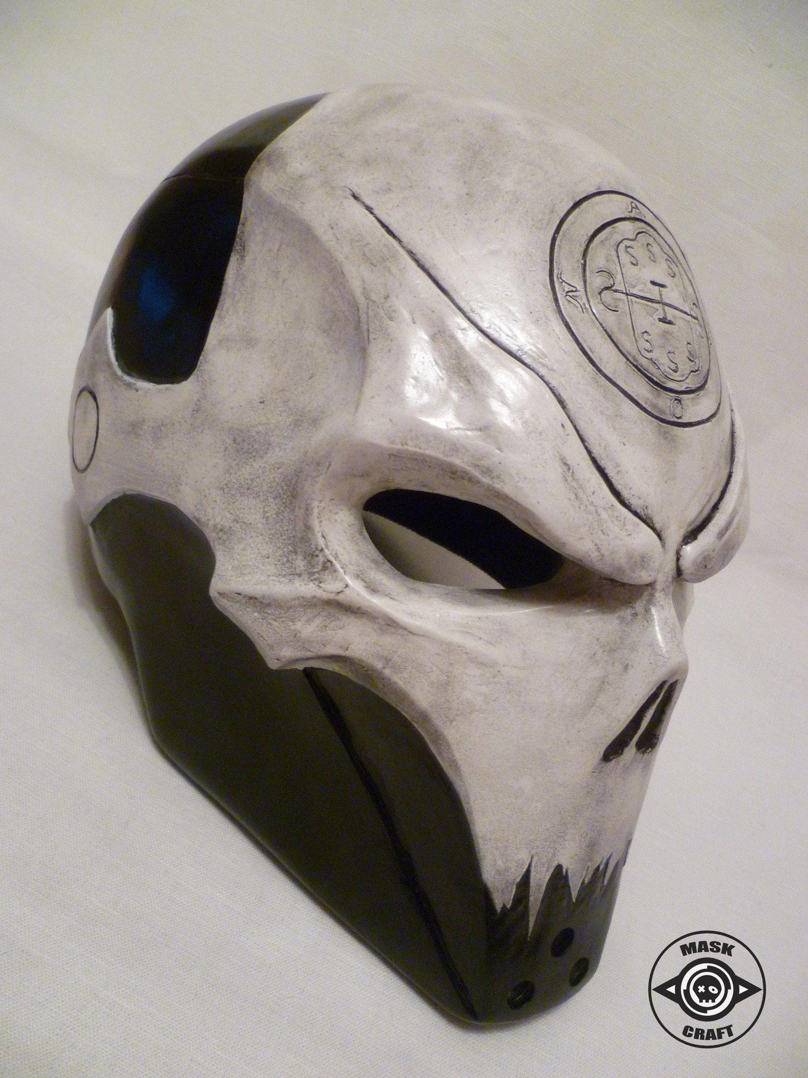 exclusive pepakura cosplay 16 masks pinterest