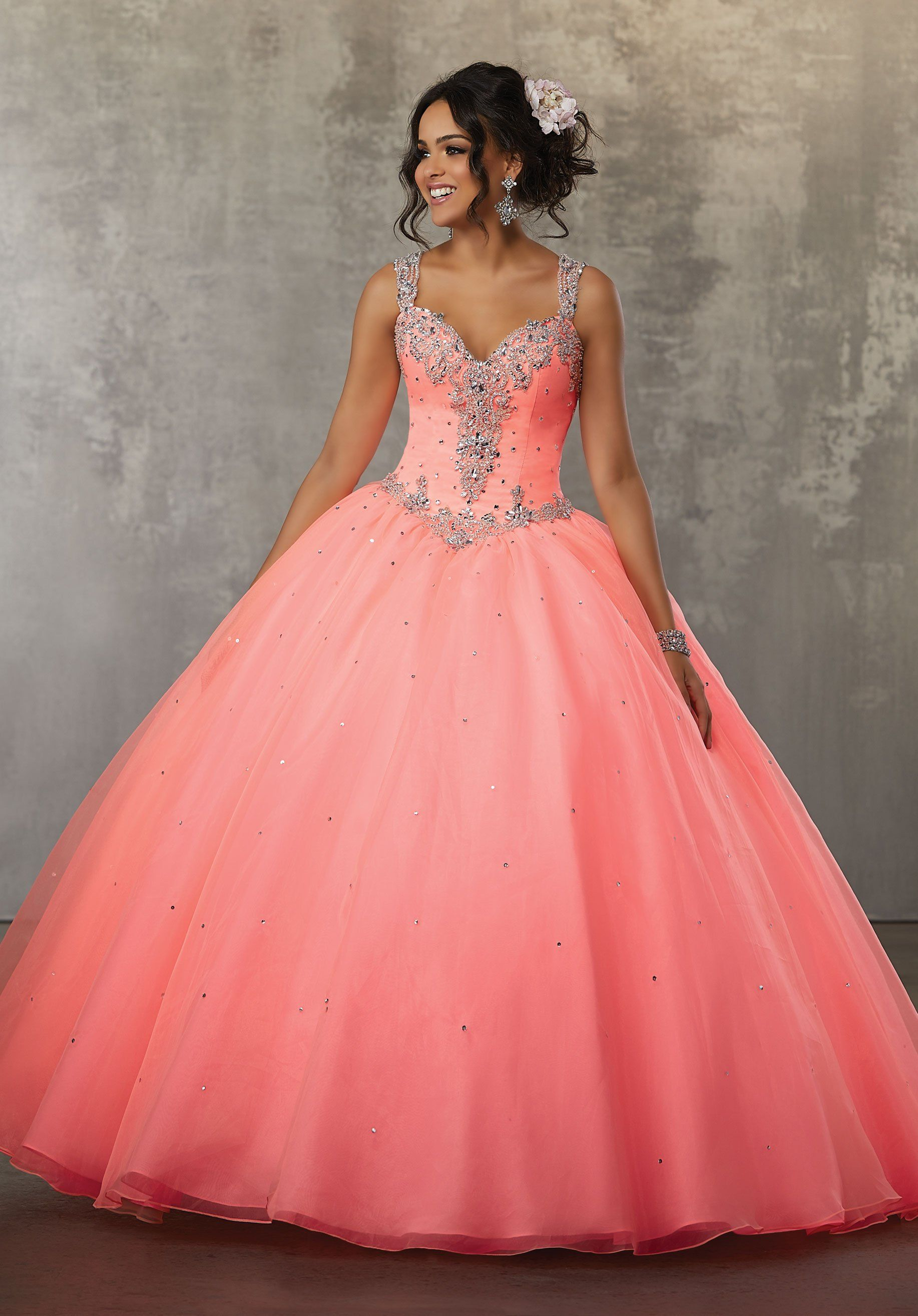 Quinceanera Dress 60037 Valencia Collection | 15 dresses | Pinterest ...