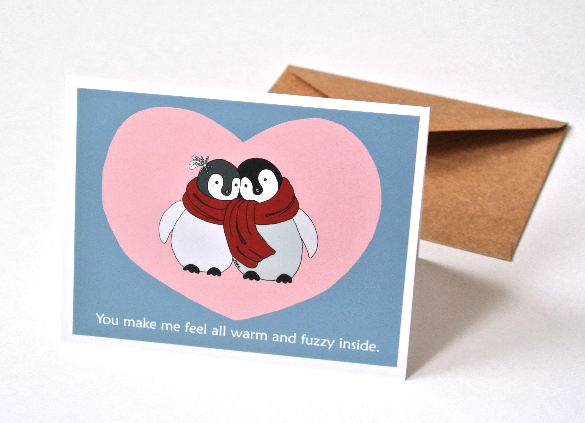 Valentine or birthday card for him or her, PRINTABLE You are my cup of coffee Funny Owl Valentines Day card for boyfriend