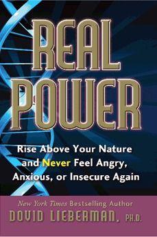 David J  Lieberman | Real Power by David J  Lieberman