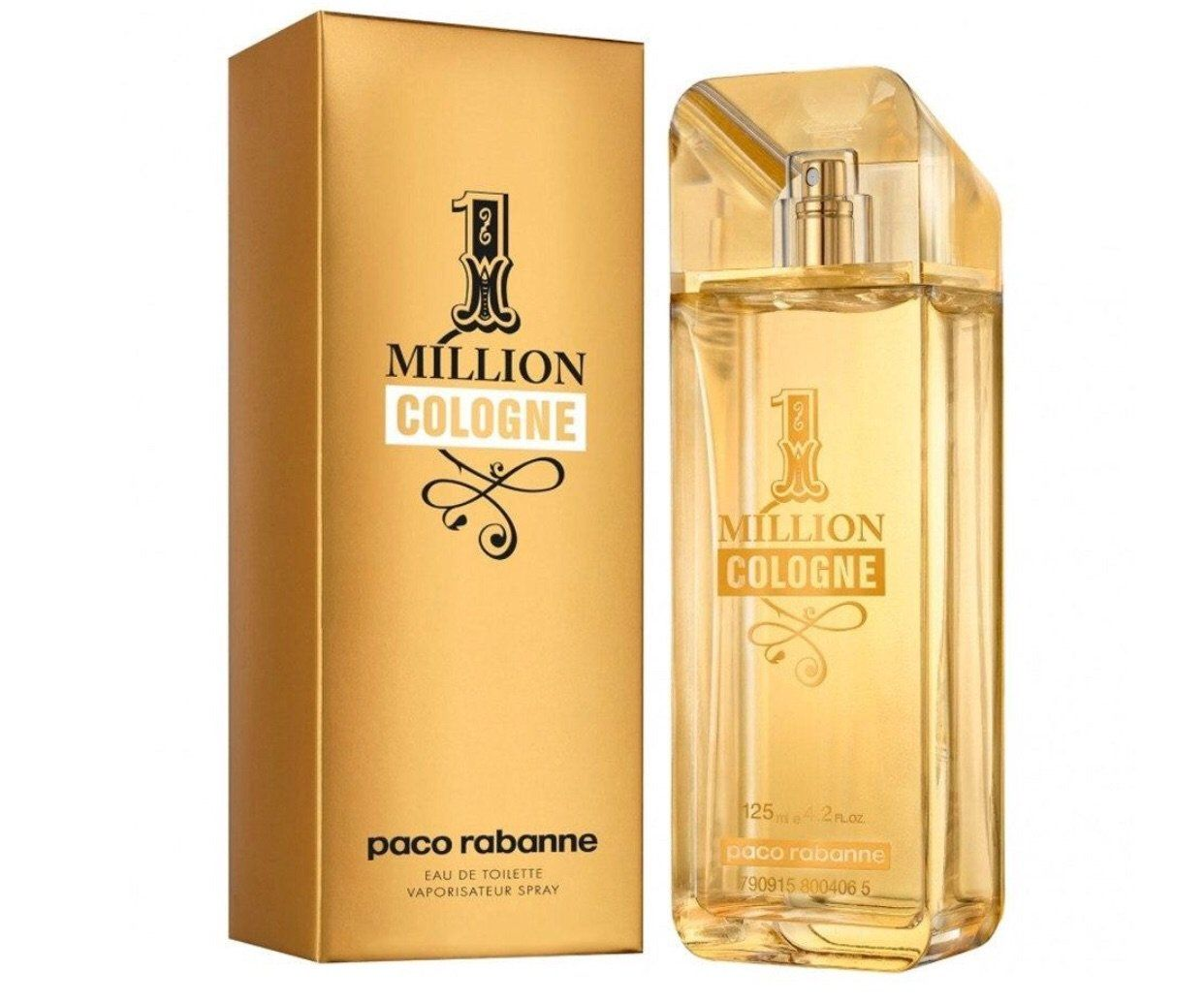 Paco Rabanne 1 Million Cologne Mejor perfume para hombre