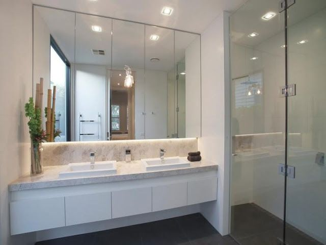 Bathroom Ideas Shaving Cabinets Floating Shelves Different Splash Back But Exactly What I 39 M