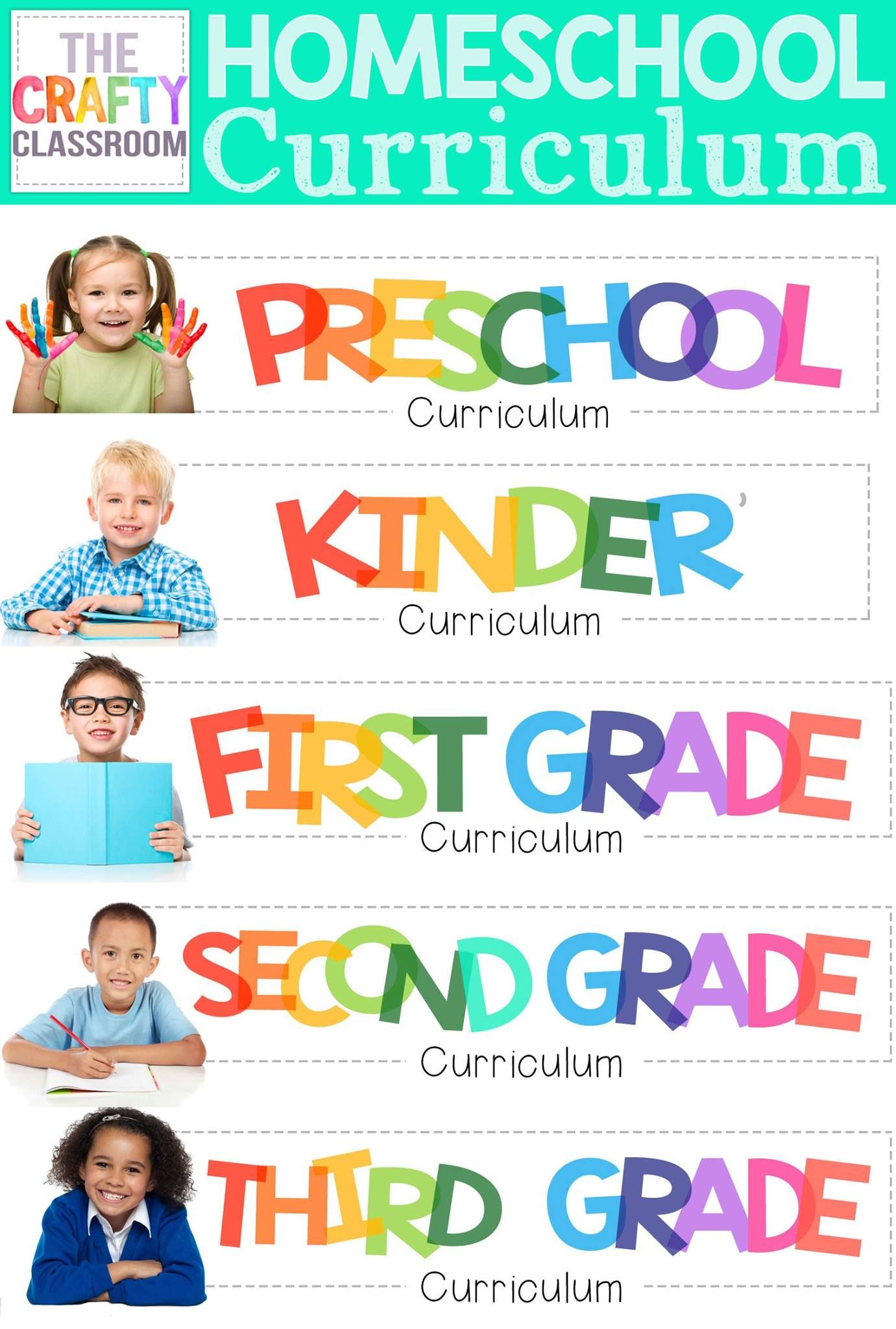 Printable full homeschool curriculum that is affordable