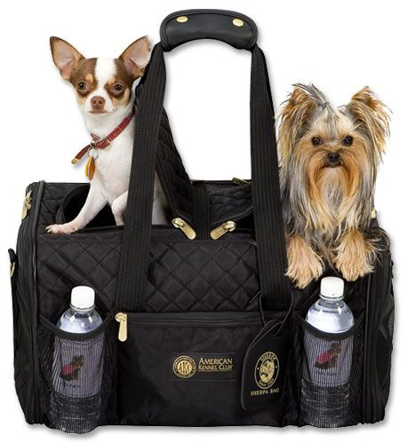 Sherpa Akc Double Pet Carrier Petfavors Com The On Line Store For Pampered Pets Designer Pet Beds Pet Carriers Dog Carrier Bag Pet Carriers Dog Carrier