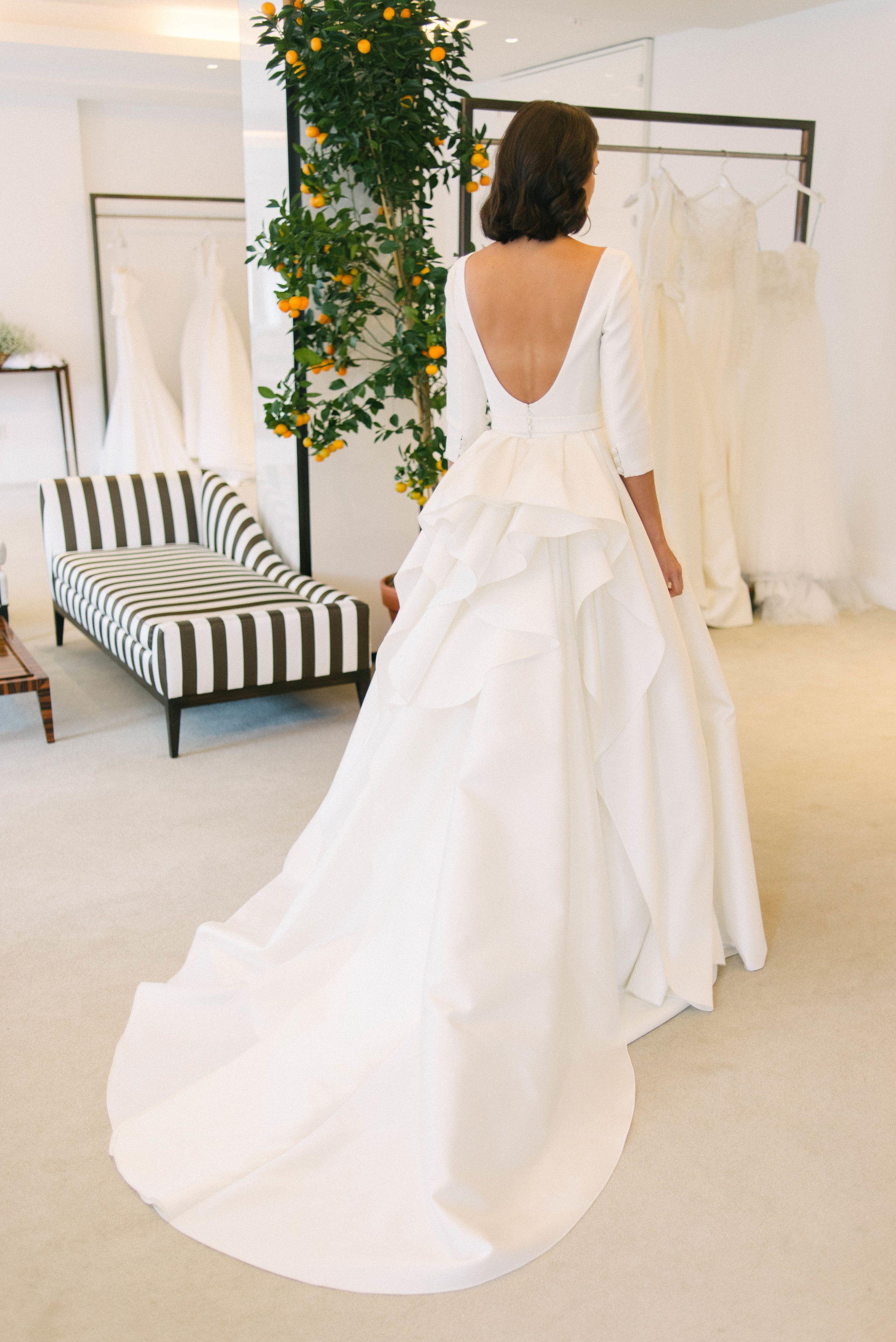 Carolina Herrera Bridal Dresses Off 78 Best Deals Online