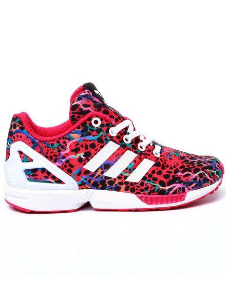 online store d148f d1d31 Adidas - ZX Flux K Sneakers (11-7)   Shoe Game Official ...