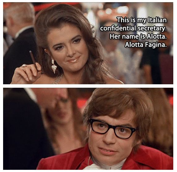 The 50 Best Jokes From The Austin Powers Trilogy Movies
