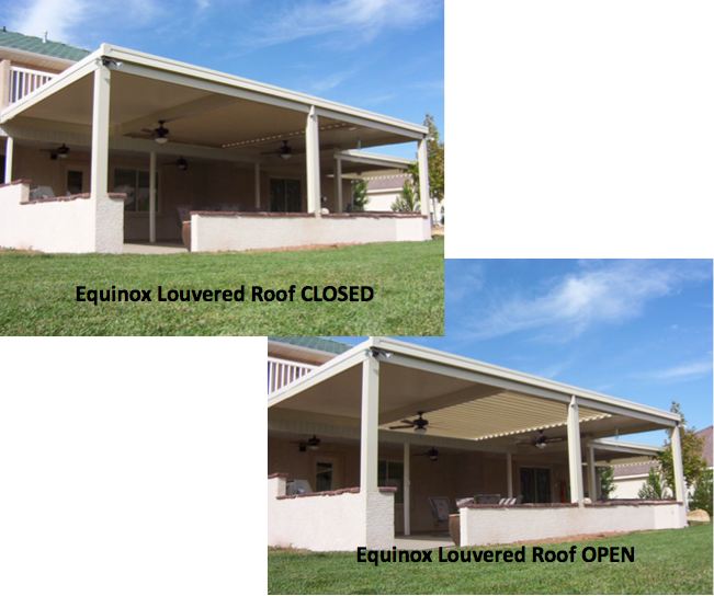 Waterproof Pergola Roof | ... Waterproof Patio Cover Into An Open Garden  Trellis Or Pergola Covering