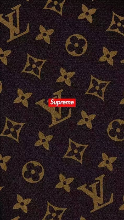 Supreme wallpaper for iphone 8