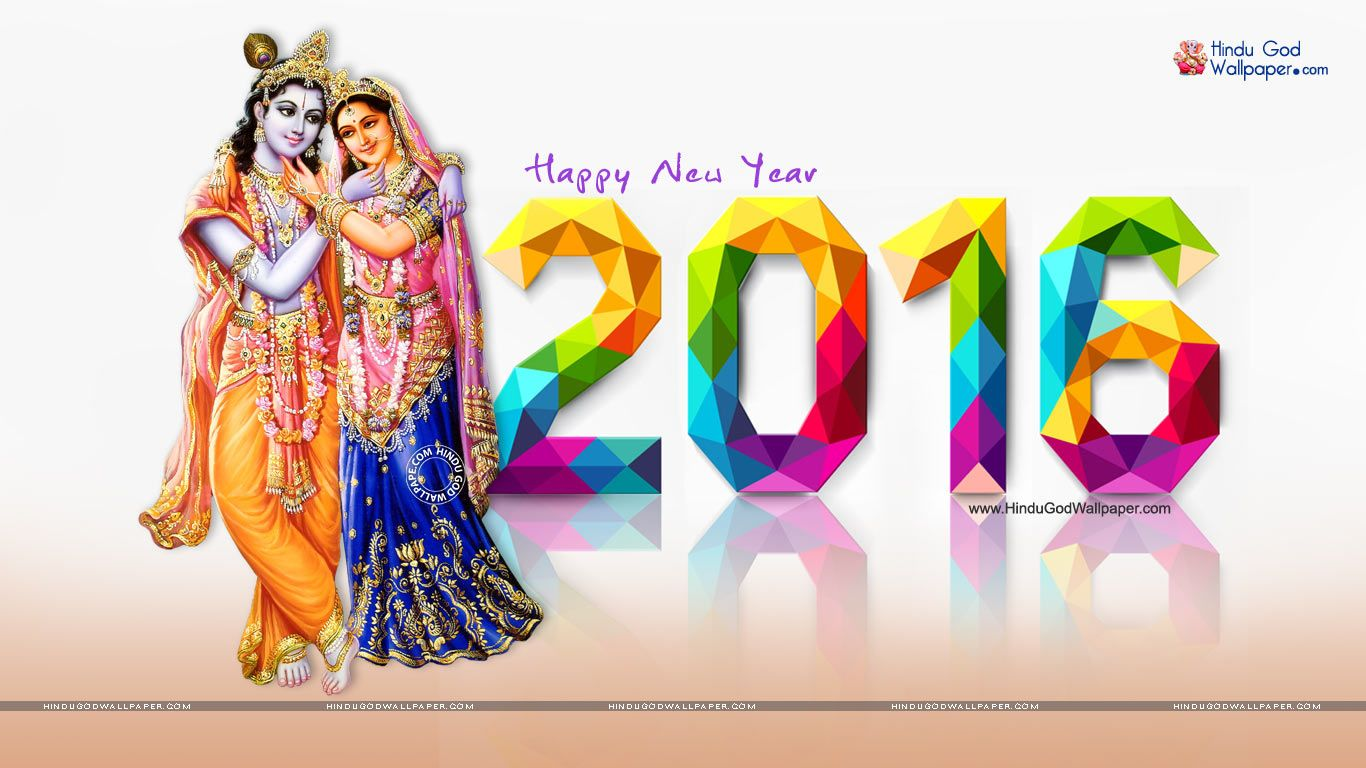 Happy New Year Greetings Wallpapers With Message New Year 2018