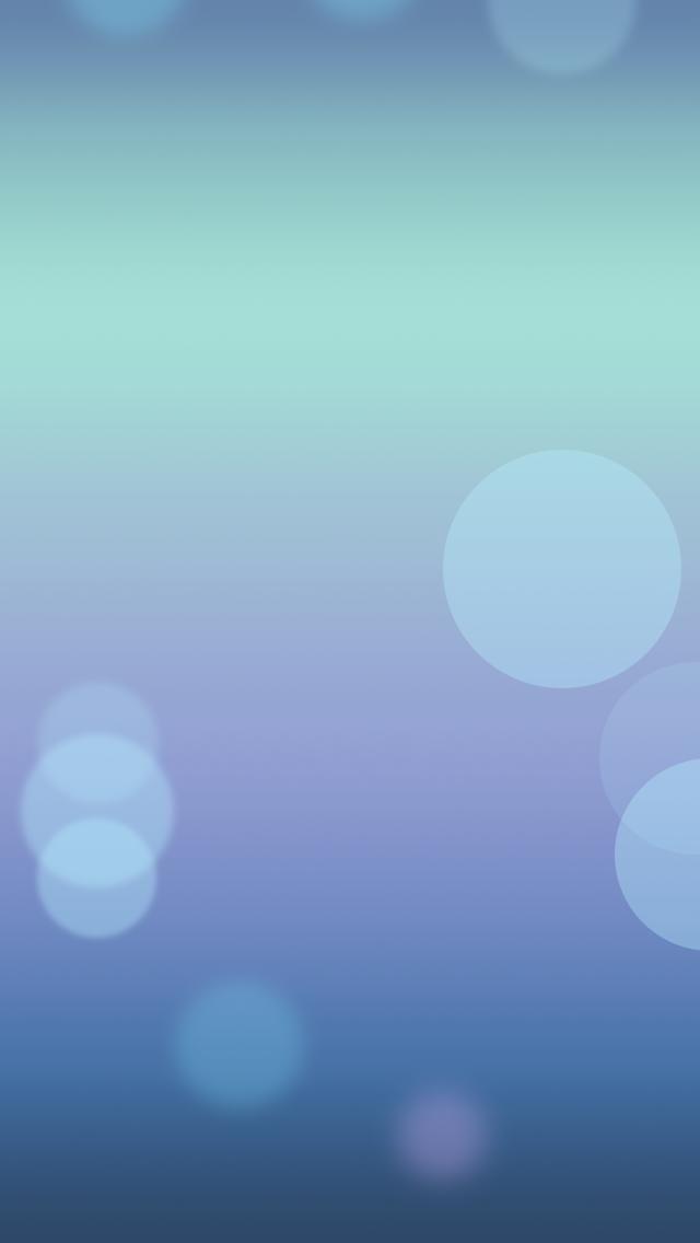 Ios 7 Wallpaper Blue Bubbles Ios 7 Wallpaper Bubbles Wallpaper