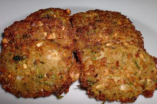 MAYTE EN LA COCINA: 254° receta:  FALAFEL (croquetas de garbanzos)