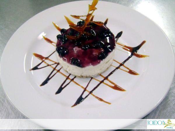 Montaje de postres al plato buscar con google montaje for Platos dulces