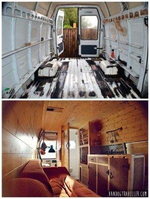 die besten 25 wohnmobile uk ideen auf pinterest campingbus wohnmobilumbau und van leben. Black Bedroom Furniture Sets. Home Design Ideas
