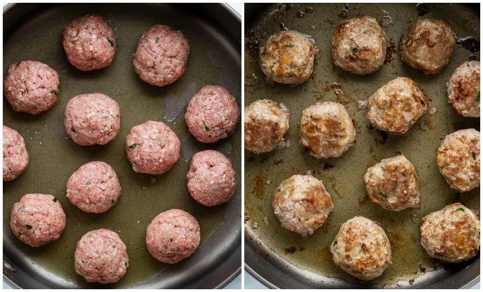 Photo of Bobby Flay's Italian Meatball Recipe