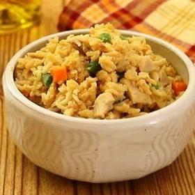 Instant Pot Teriyaki Chicken Fried Rice Video