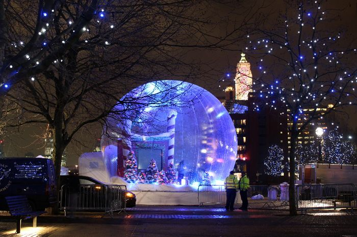 Giant Snow Globe Inflatables Google Search With Images
