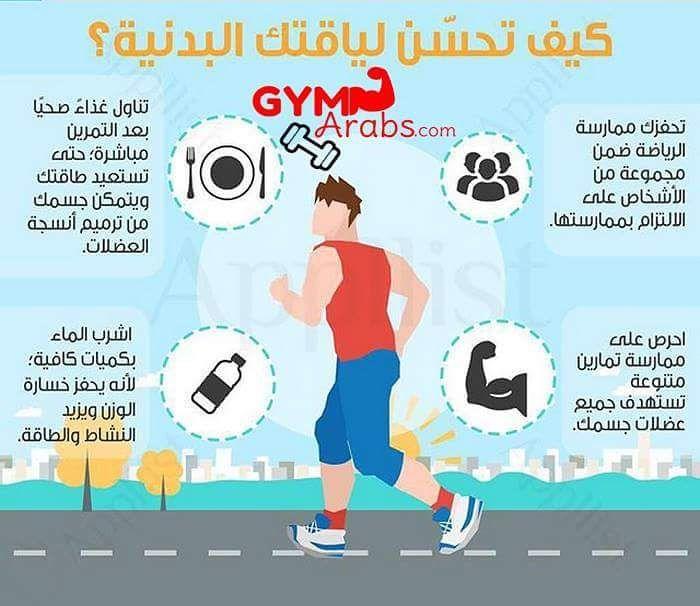 Gym Arabs On Instagram إرشادات لتعزز لياقتك Www Gymarabs Com فيتنس جيم لياقة رشا Beauty Salon Decor Motivational Quotes For Working Out Instagram Posts