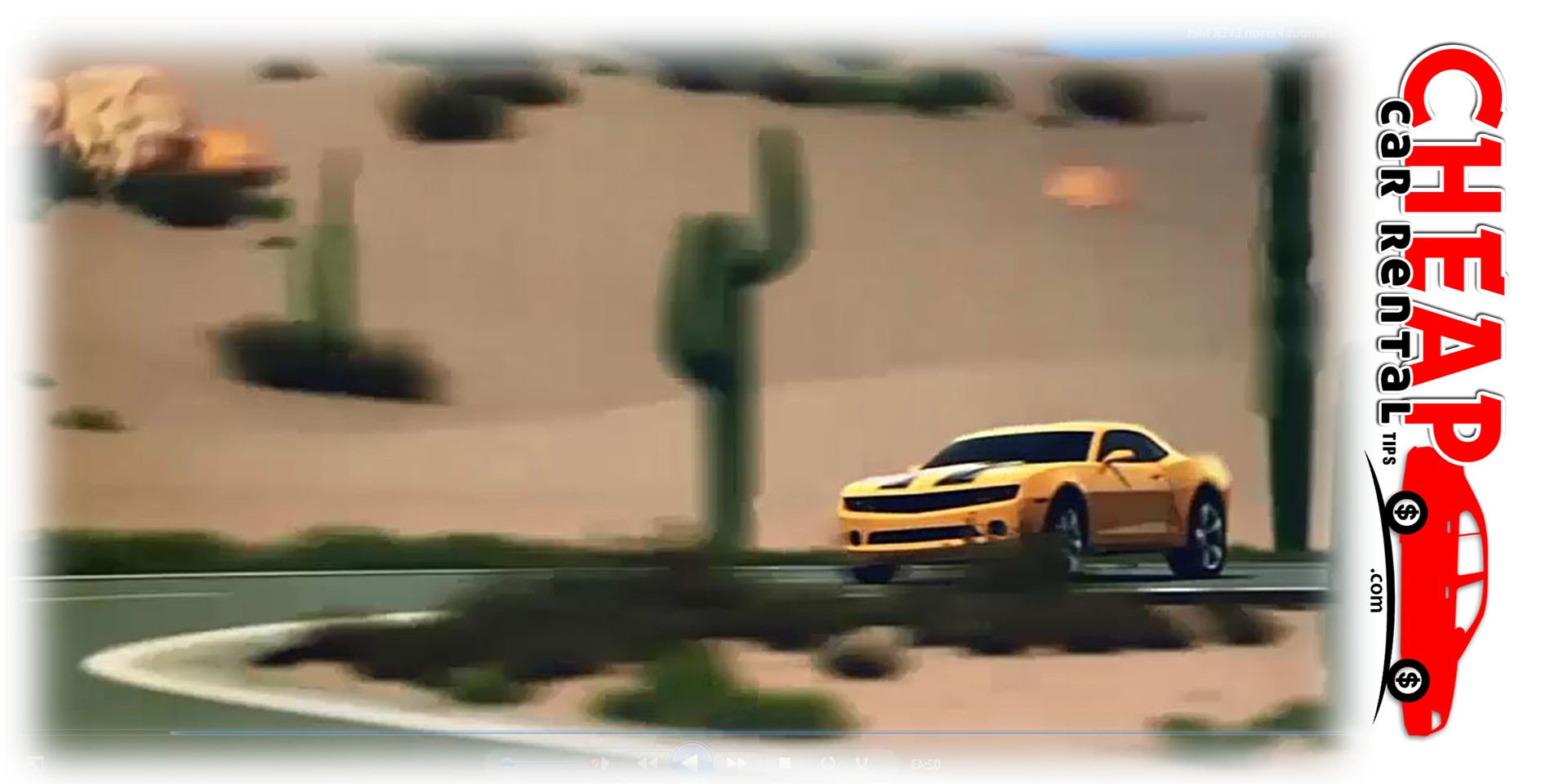 http://cheapcarrentaltips.com Just a cool capture of the yellow car.