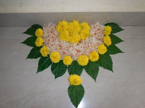 Flower Decoration New Youtube Flower Decorations Flower
