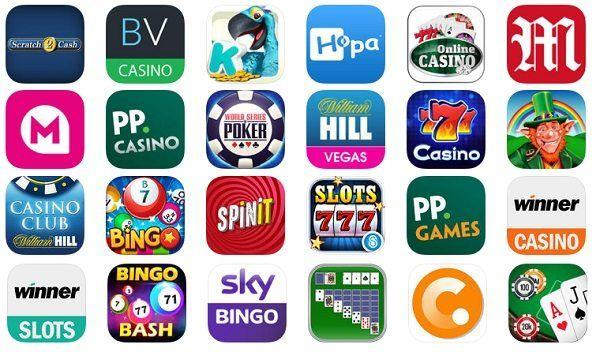 coeur d'alene casino application
