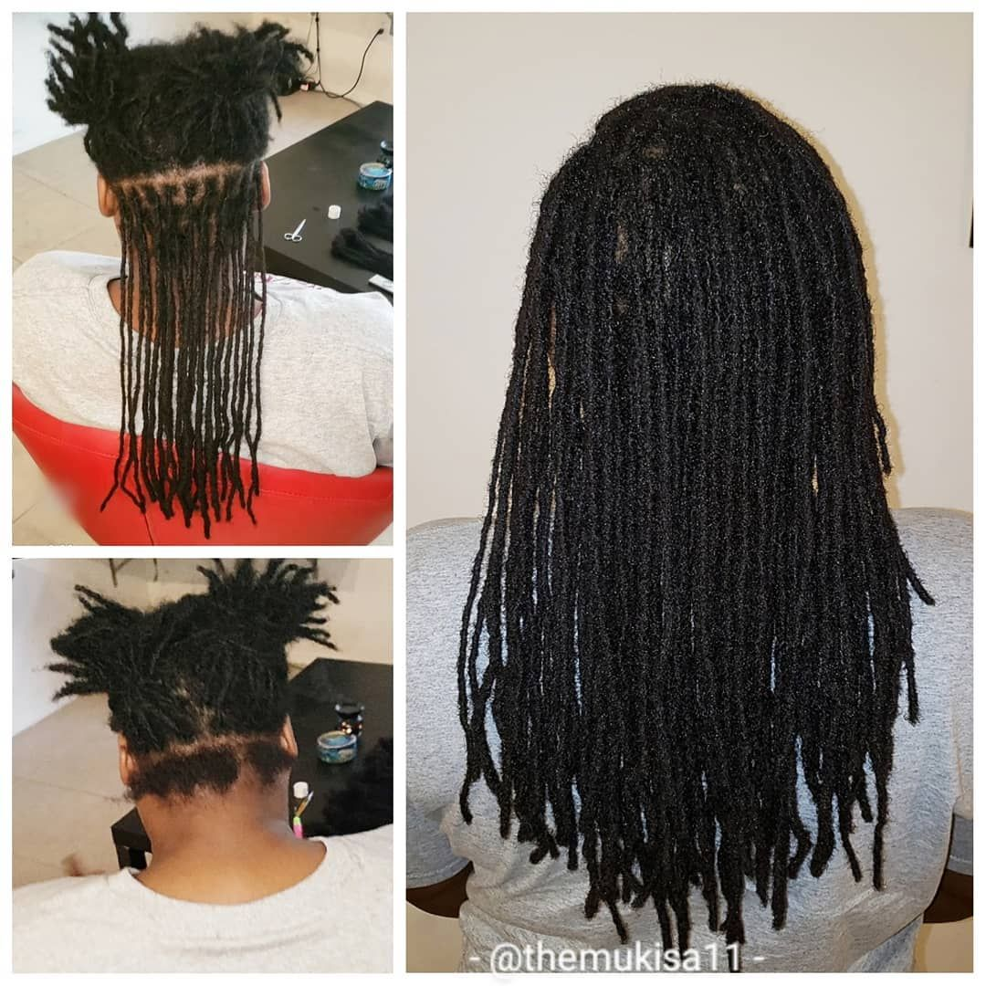 Micro dreadlocks extensions