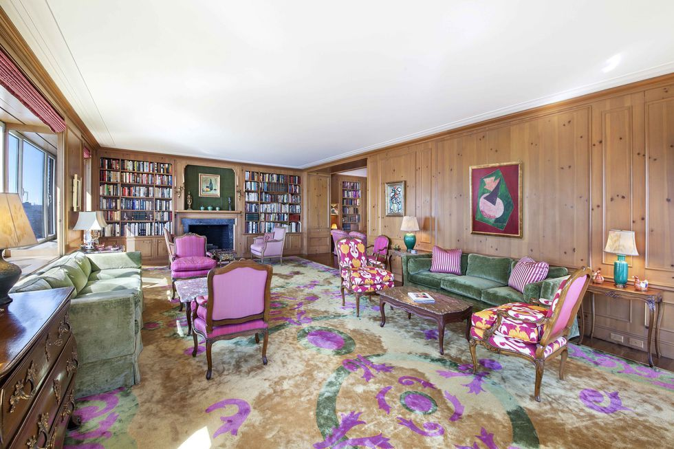 Greta Garbo's New York City Apartment Sold for Far More Than Its