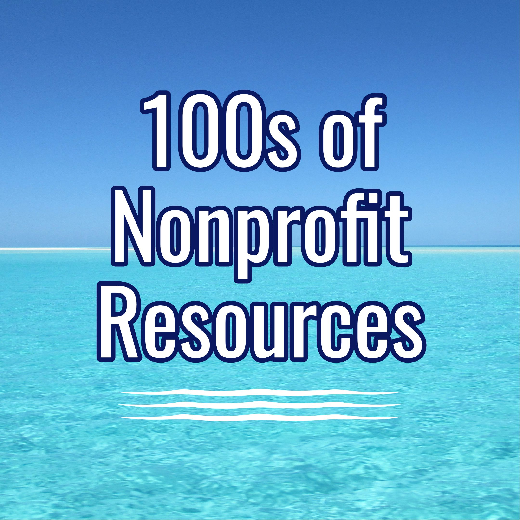 Nonprofit Information - Tips for Nonprofit Founders
