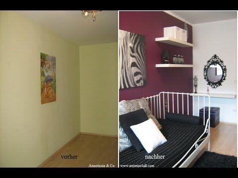 kleine Räume einrichten - Wohnung in 1030 Wien.   Dekorasyon ...