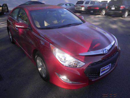 2017 Hyundai Sonata Hybrid In Atlanta Ga 11225520 At Carmax