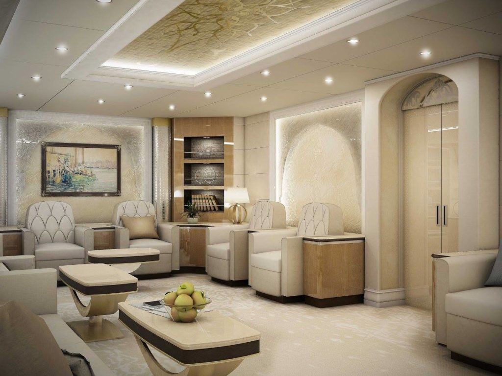 Boeing private jet also interior design for the mind pinterest rh