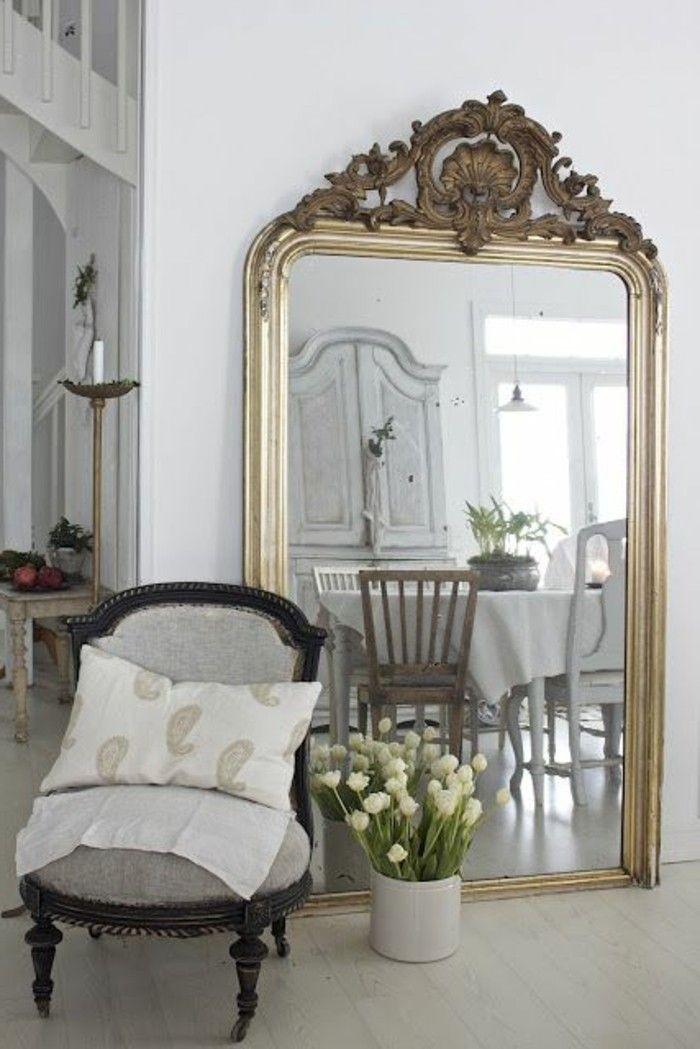 miroir ancien dore miroirs anciens